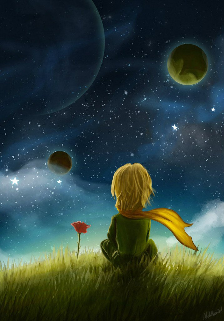 #ДЦВолонтерКстово  #ФильмыВолонтёра  ФИЛЬМЫ ВОЛОНТЁРА  ️ «Маленький принц».