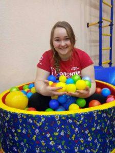 ✨Патронаж✨  Добровольчечкий Центр «Волонтер» в комнате «Мир детства