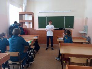 #ЛекцияПАВ@volonter_kizner  Лекция ПАВ  Сегодня, 22 января, в Кизнерской сельской