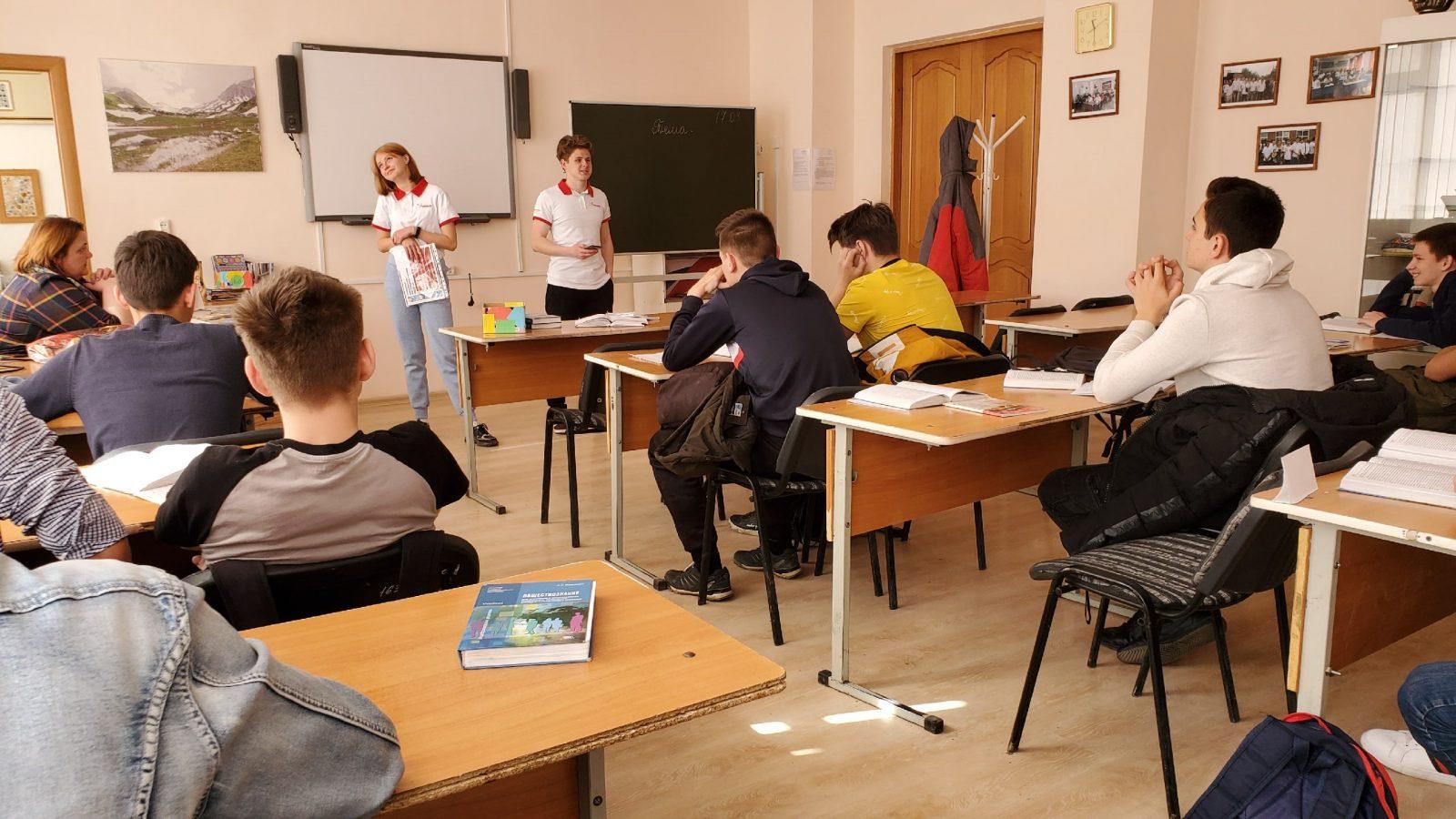 ДЦ «Волонтер» | Апшеронский район.  17.03.2020  Лекции о коронавирусной