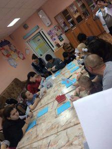 20 февраля 2019 года волонтеры-студенты ГАПОУ «Арский