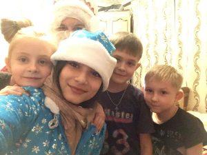 #НовогоднееЧудо@volonter_tmb  ❄28 декабря волонтёры в роли Деда