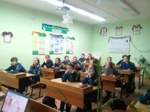 #Зависть@volonter_kizner  Проект «Зависть»  Сегодня, 17 декабря, в Кизнерской средней