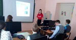 #Проект@volonter_kizner  Проект «Наставничество»  Сегодня, 14 января, в рамках проекта