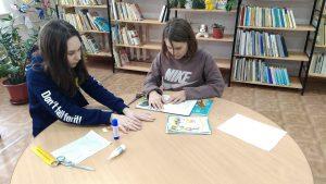 #акция@volonter_18_alnashi  «Книжный Айболит» 25 февраля, волонтёры из