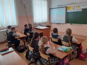 #Зависть@volonter_kizner  Проект «Зависть»  6 февраля в Кизнерской сельской школе