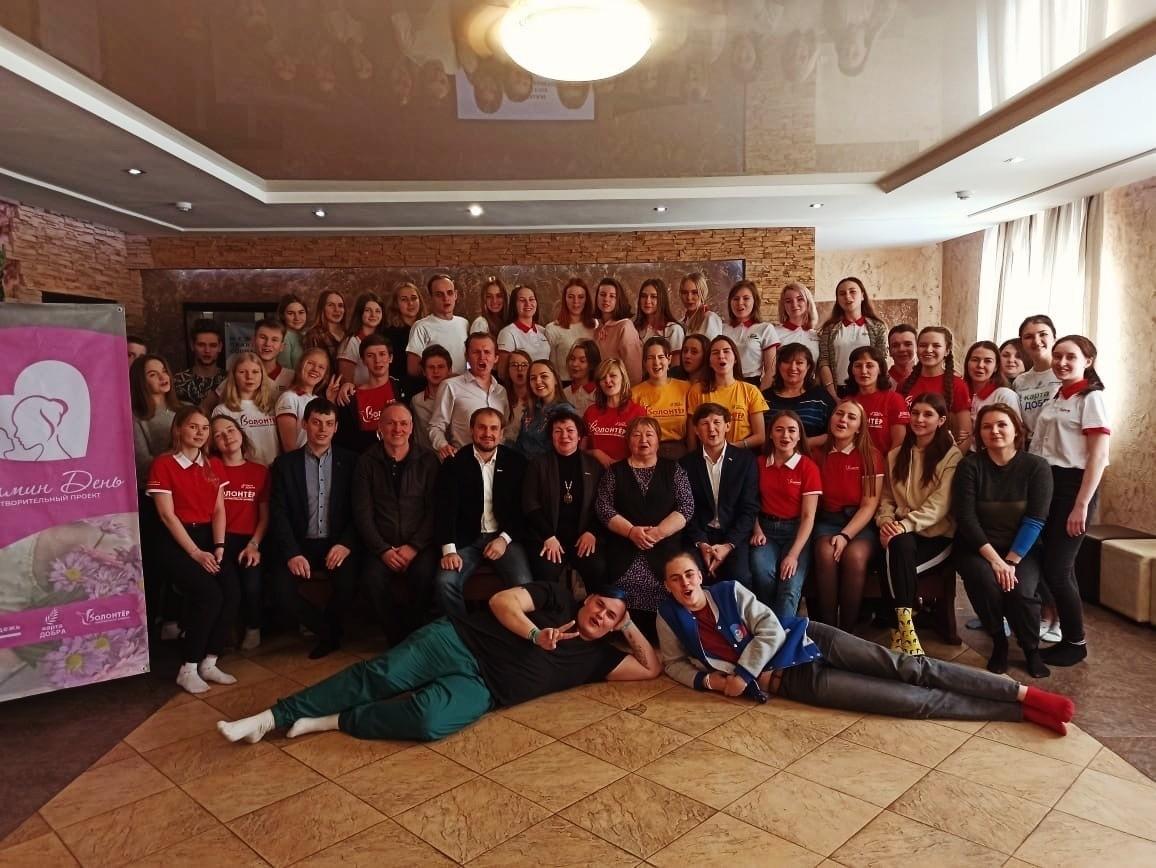 #Новости@volonter_kizner  Завершилась Практическая академия социального менеджмента, проходившая с