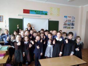 3 марта в школе №1 прошел Экоурок