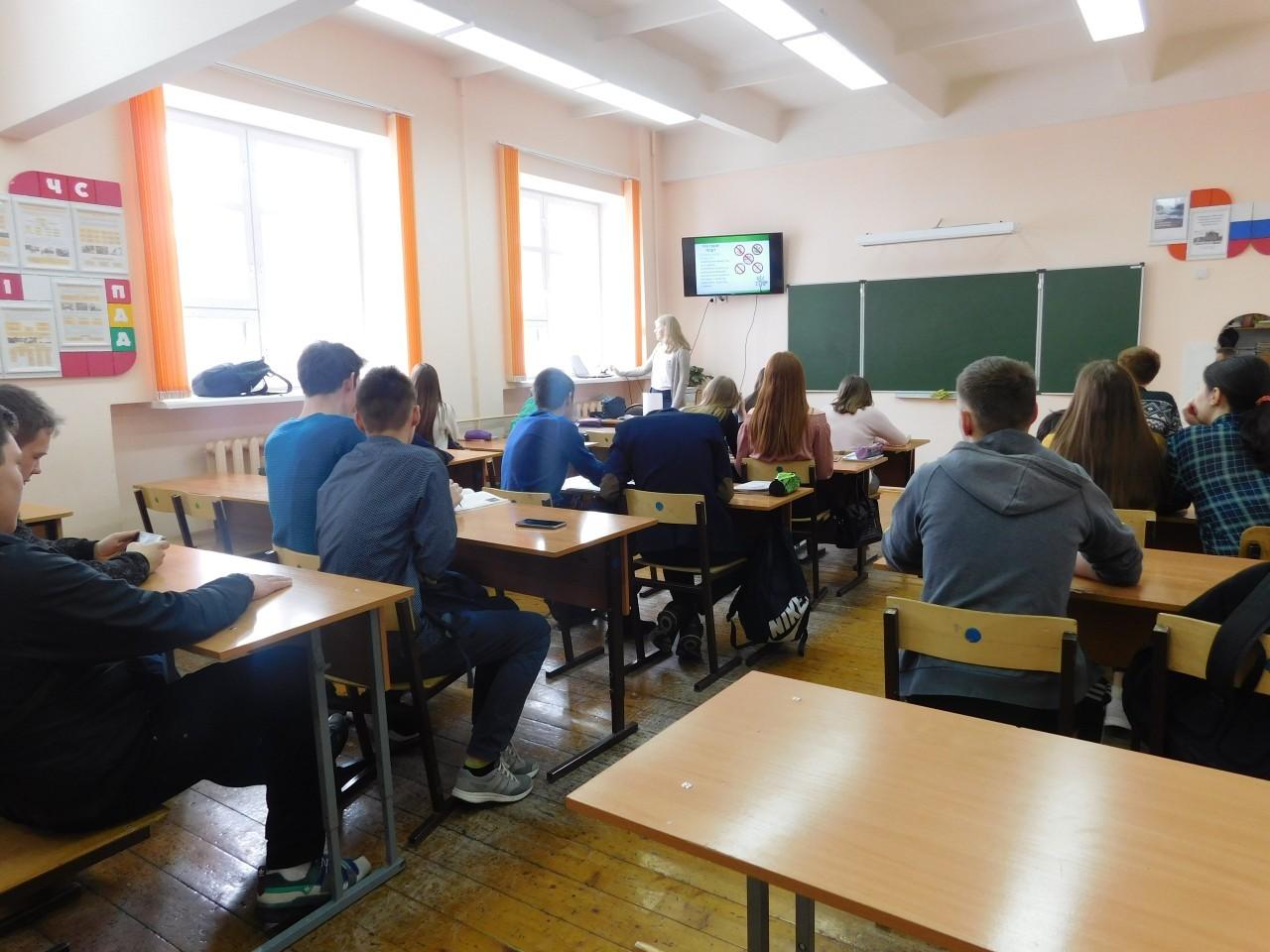 #ЛекцияПАВ@volonter_kizner  Лекция ПАВ  Сегодня, 3 марта, была проведена лекция