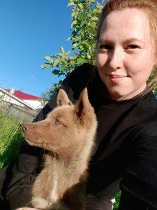 #ИщуХозяина@volonter_kizner  Вчера один очаровательный пёсик нашёл свой дом!