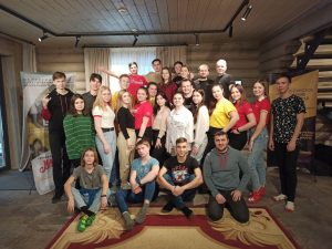 #Новости@mddvolonter_kizner  2 волонтёра нашего Центра, [https://vk.com/ksi404|Ксения Новак] и