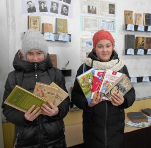 #Акция@mddvolonter_kizner  Акция «Международный день книгодарения»  Мы продолжаем участвовать в
